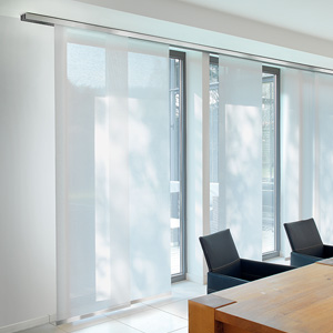 interstil f1 flat panel curtain