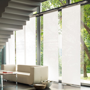 Interstil F1 interstil f1 flat panel curtain